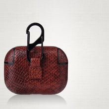 Load image into Gallery viewer, Sexy Snake Skin Bag Case For AirPods