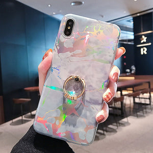 Laser Phone Case For iPhone
