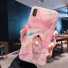 Load image into Gallery viewer, Laser Phone Case For iPhone