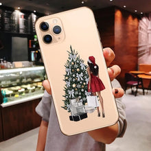 Load image into Gallery viewer, Princess Female boss coffee Phone Case For iPhone