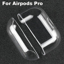 Load image into Gallery viewer, Luxury TPU  Protective Anti-lost Buckle Shockproof  Shell Case for AirPods