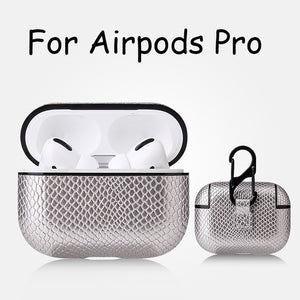 Sexy Snake Skin Bag Case For AirPods