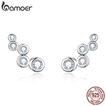 Load image into Gallery viewer, Shiny Bubble Long Stud Earrings