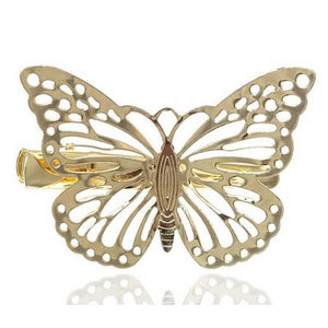 1pcs Women Girls Butterfly Hair Clips