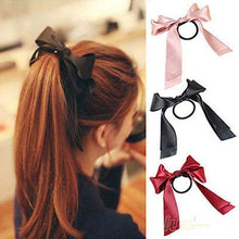 Load image into Gallery viewer, Fashion Solid Women Scrunchie Elastic Hair Bands