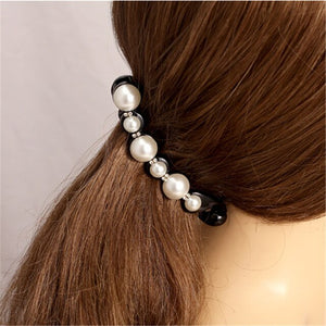 Headwear Colorful Beads Hairpins Rhinestone