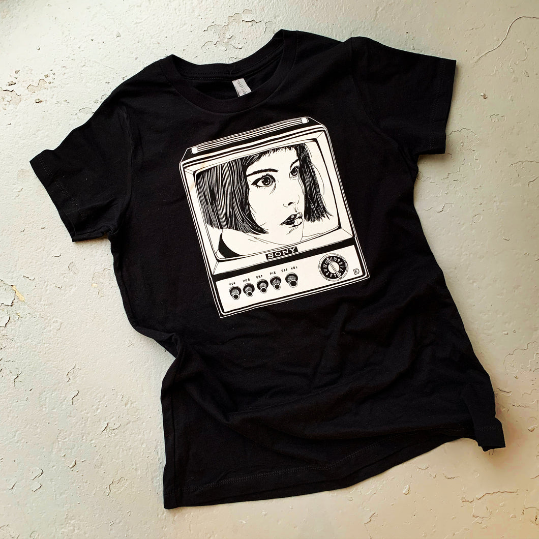 Mathilda/Sony cotton t shirt