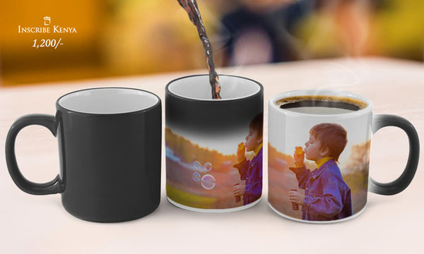 Personalized Magic Mug