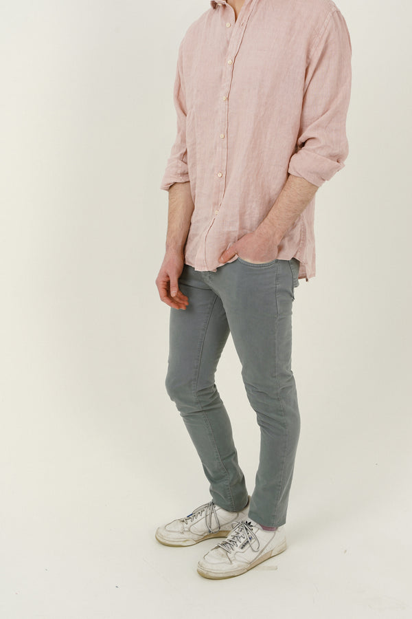 Five Pockets Trousers - Gray