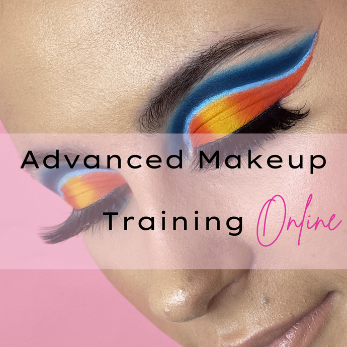 Advance Online Makeup Course - Makeup and Beauty Courses Online