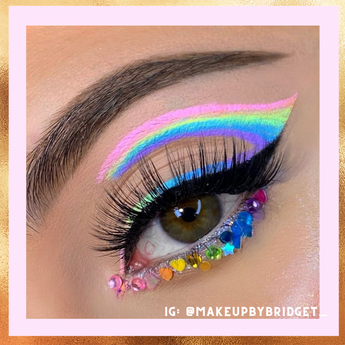 Fluid Liners 🌈 - Makeup and Beauty Courses Online