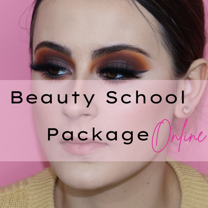 Beauty School Online Course Bundle - Makeup and Beauty Courses Online