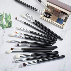 Professional 15 Piece Brush Set - Makeup and Beauty Courses Online
