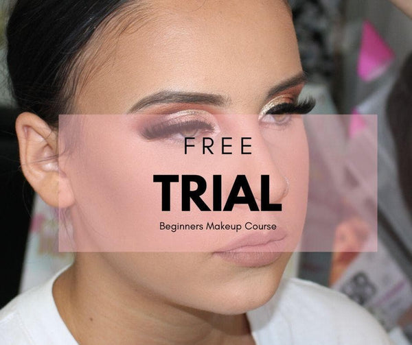 Free Trial - Beginners Makeup Course