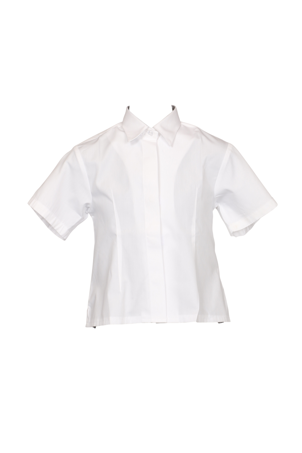 Formal Summer Blouse with Velcro - Years 0 - 3 (SKG)
