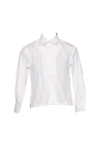 Formal Winter Blouse with Velcro - Years 0 - 3 (SKG)
