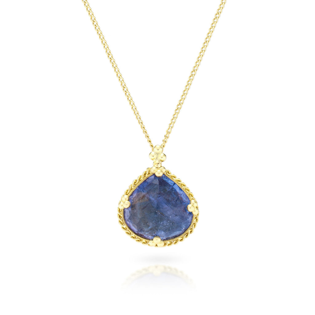 Amali-Tanzanite Necklace