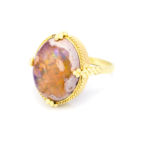 Amali Mexican Opal Ring