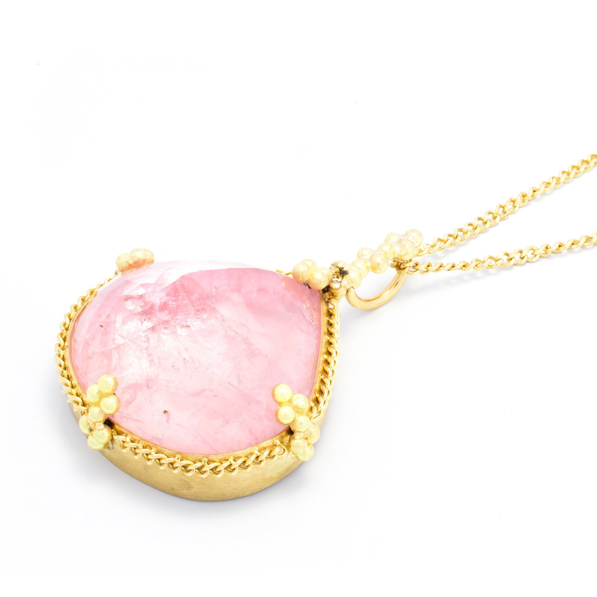 Morganite Necklace