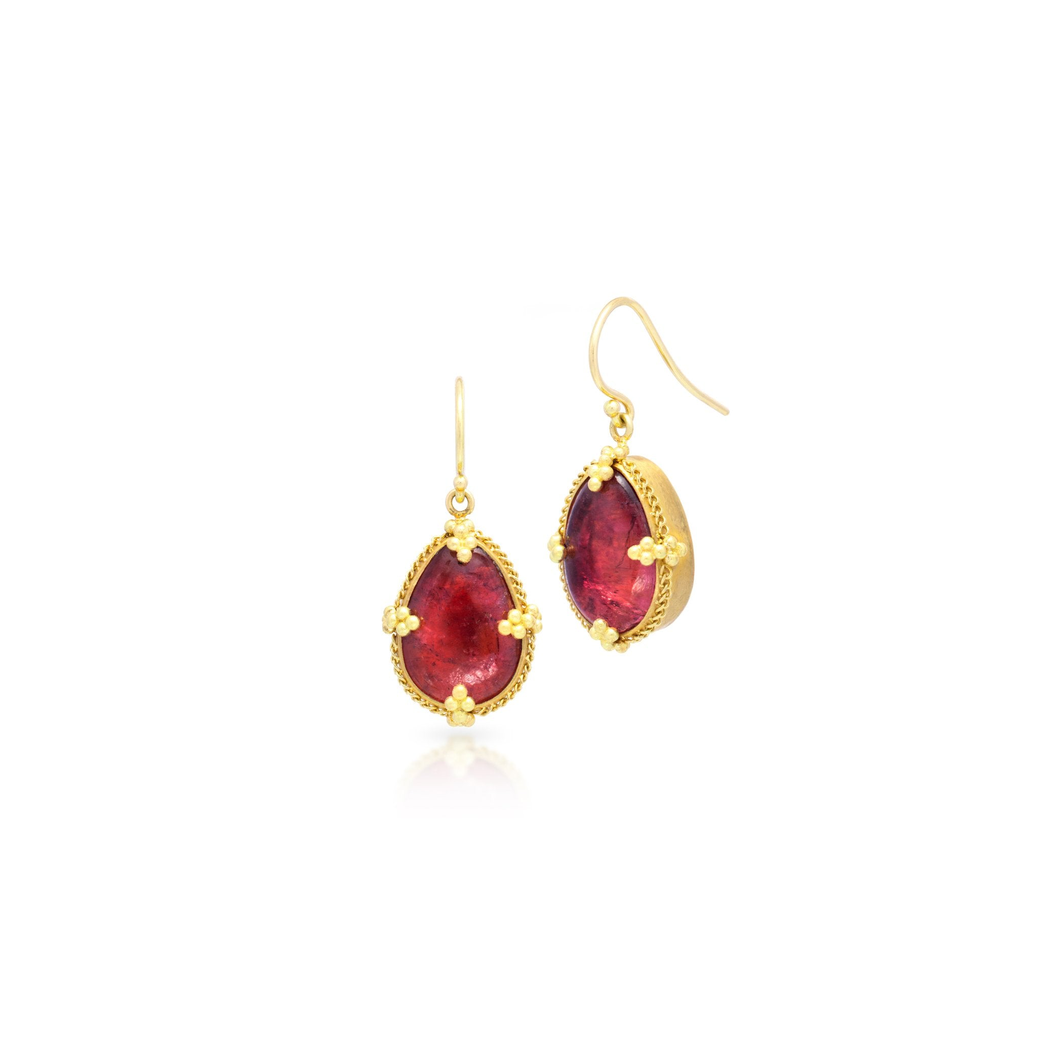 Amali-Tourmaline Earrings