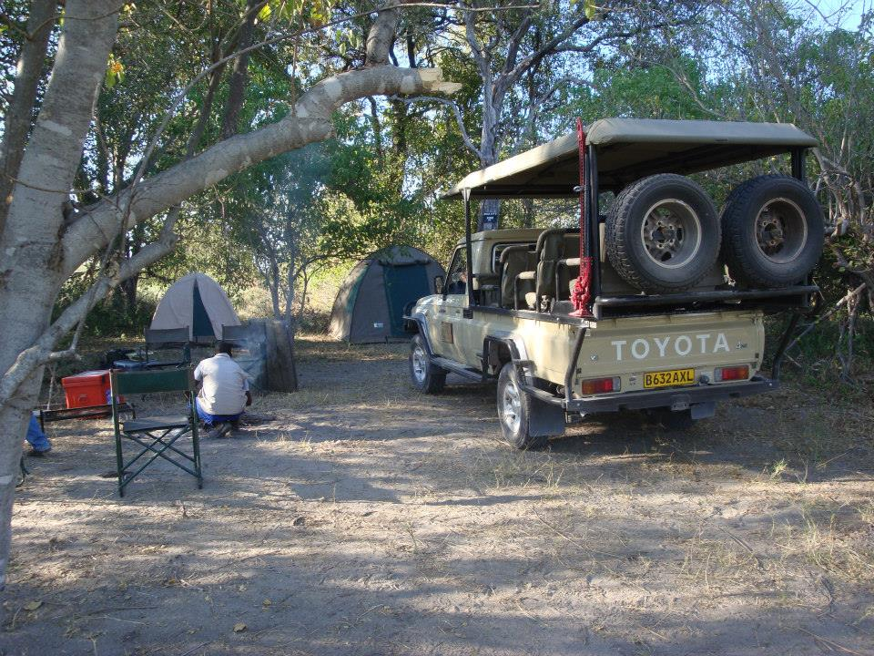 Exploring Botswana: A Mobile Camping Safari In Moremi Game Reserve