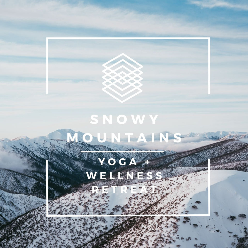 3 Night Snowy Mountain Yoga + Wellness Retreat: 28th May 2020