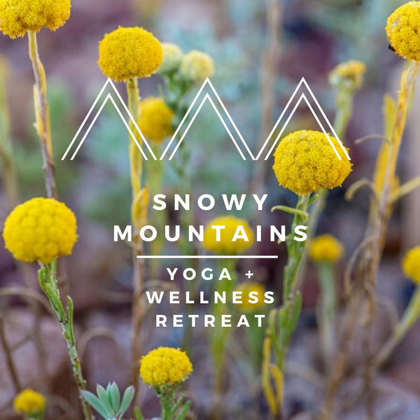7 Night Snowy Mountain Yoga + Wellness Retreat: 15th November 2020