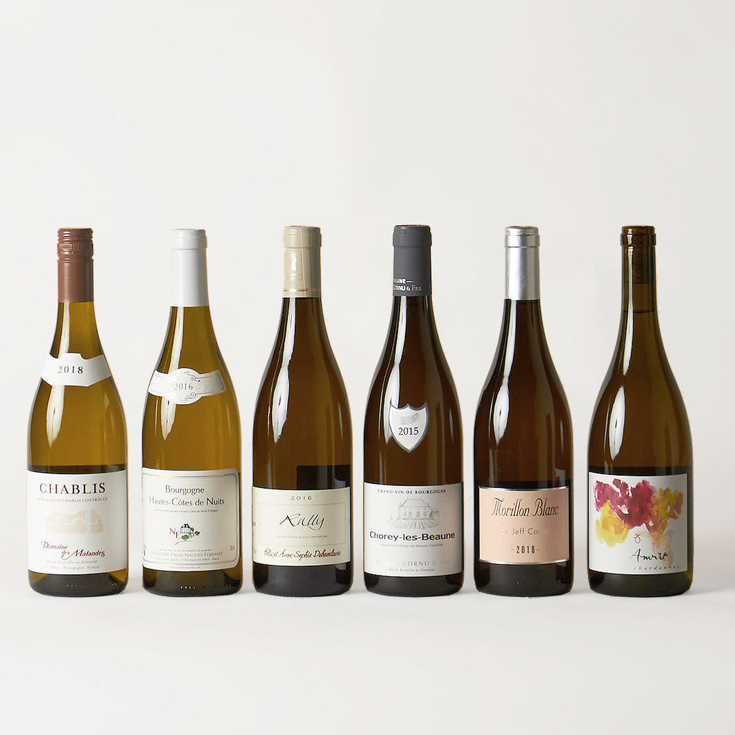 chardonnay lover pack