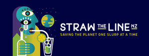 Raw Straws are Rice Straws from Straw the Line NZ. Rice and Raw and straw and straws