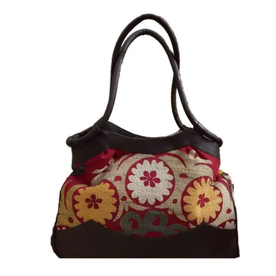 "Handbag ""Autumn Leaves"""