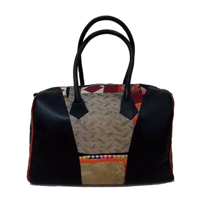 "Duffle Bag ""Patchwork"""