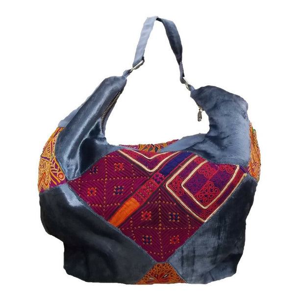 "Hobo Bag ""Babur Garden"""