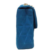 "Evening purse  ""Turquoise"""