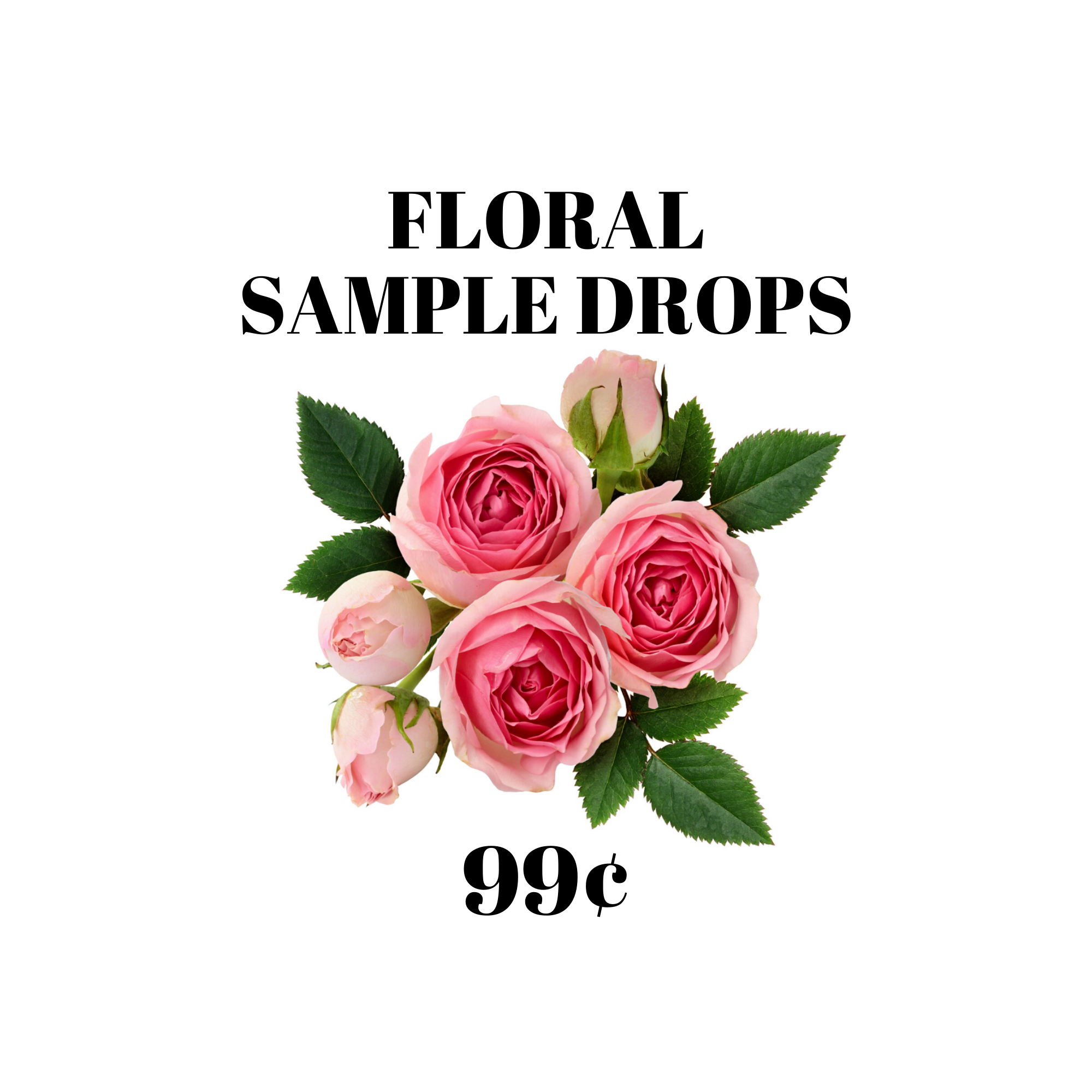 Fresh & Floral Sample Drops