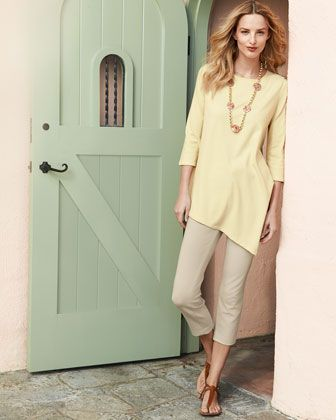 Asymmetric tunics