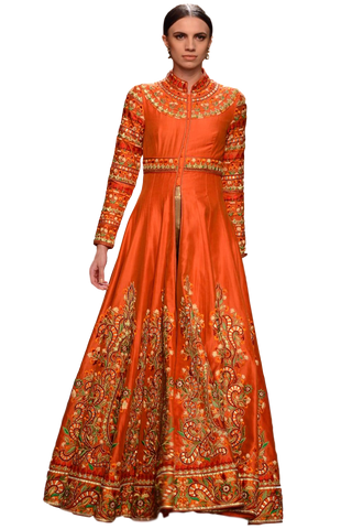 Traditional and Indo Western Outfits Options for Bridesmaids ...