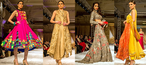 Famous Pakistani Fashion Shows And Famous Pakistani Designers Panache Haute Couture