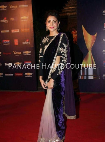 Anushka Sharma in Sabyasachi Designer Saree