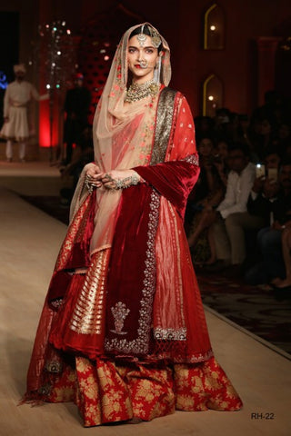 Bajirao Mastani collection lehenga set