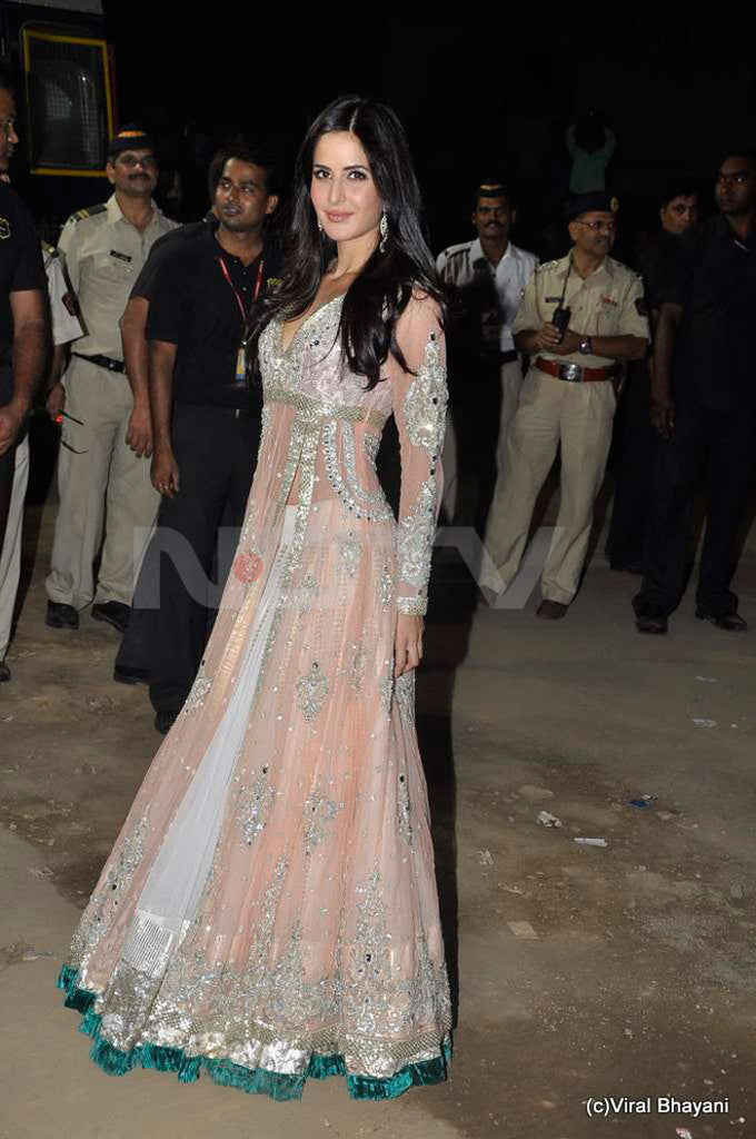 Katrina Kaif in Floor length anarkali