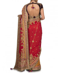 Pink Saree Replica from Tarun Tahiliani Collection