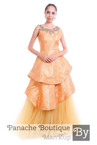 d83aaca455 Buy Indo Western Gowns and Dresses Online - Panache Haute Couture