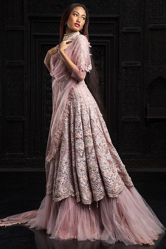 From Tarun Tahiliani Bridal and Couture Collection 2014-15