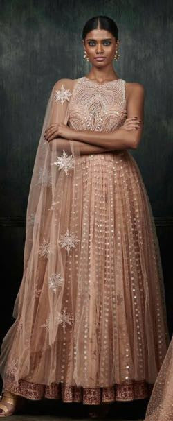 Long Anarkali from Tarun Tahiliani Collection