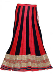Party wear Lehenga choli in Red color