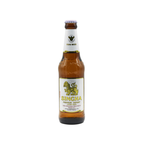 Beer 'Singha' 330ml gst - Tangola Pty Ltd