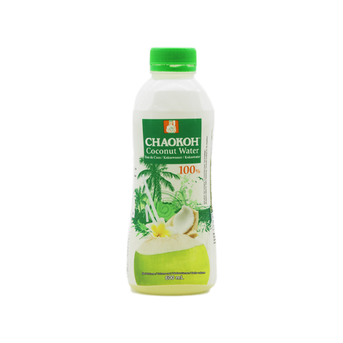 Coconut Water 'Chaokoh' bottle 600ml - Tangola Pty Ltd