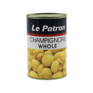 Champignons Whole 425g - Tangola Pty Ltd