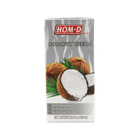 Coconut Cream UHT 'Hom-D' 1ltr - Tangola Pty Ltd