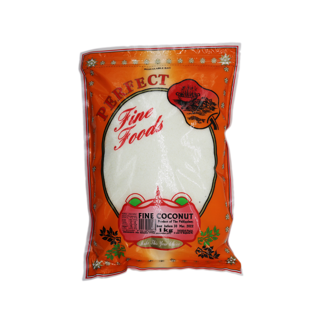 Coconut Dried 'Fine' 1kg - Tangola Pty Ltd